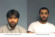 Men sentenced following conviction for false imprisonment- Reading