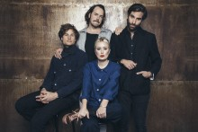Shout Out Louds släpper albumet Ease My Mind