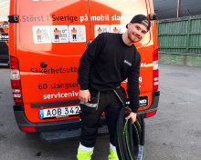 SlangExpress fortsätter växa kraftigt i Stockholm