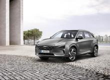 Fem stjerner til Hyundai NEXO