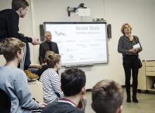 Teknik og undervisning smelter sammen i fremtidens klasselokale