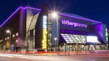 Löfbergs och Färjestad i nytt tioårigt avtal