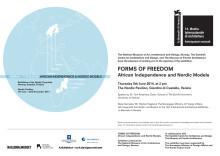 Invitasjon til utstillingsåpning