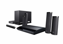 Nuovi sistemi Blu-ray Disc™ 2011: l'ultima frontiera dell'intrattenimento online e in 3D
