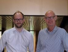 Unikt energisystem testas på Chalmers