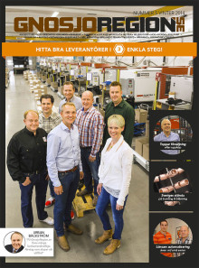 Vi driver Sverige framåt - nu är vårt femte magasin här!