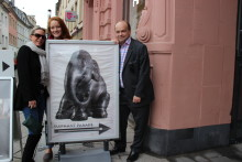 elecomms visits historic Trier for Elephant Parade auction