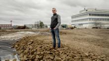 Beijer Byggmaterial bygger nytt stort byggvaruhus i Haninge