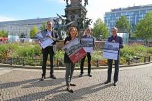 """""""Das alte Leipzig"""" - Historischer Kalender 2021 mit Fotografien aus dem Atelier Paul Faulstich"""