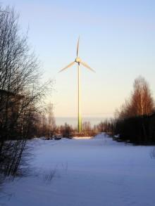 Vindkraft bra för Skellefteföretag