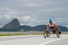 ParalympicsGB Allianz ambassadors blogs - Hannah Cockroft