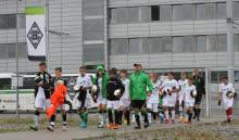 Santander Sommercamp macht 100 Nachwuchskicker fit für den Fußballalltag