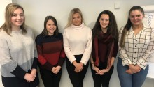 Early Years Modern Apprentices begin Moray Council roles