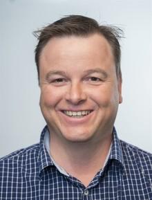 Robin Svensson ny arbetschef i Svevia