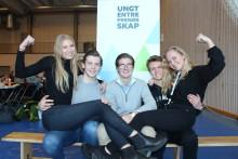 Konkurrerer i grønt entreprenørskap