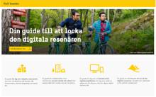 Visit Sweden släpper e-guide om digitala resetjänster