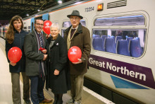 Great Northern gives Cambridge charity free rail travel to help bullied children