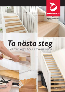 Ta nästa steg - Den enkla vägen till en renoverad trappa