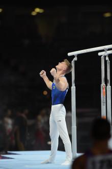 David Rumbutis har troligen tagit ett stort kliv mot OS i Tokyo 2020