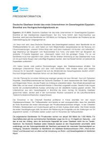 Deutsche Glasfaser bindet das erste Unternehmen im Gewerbegebiet Eppstein-Bremthal ans Hochgeschwindigkeitsnetz an