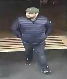CCTV released following a theft – Didcot