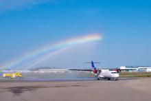 Linköping City Airport gratulerar SAS!