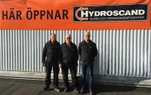 Hydroscand öppnar ny butik i Vetlanda