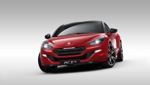 Peugeot på bilsalongen i Frankfurt 2013: Världspremiär för Peugeot RCZ R - prestanda och körglädje från Peugeot Sport