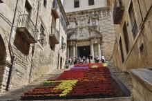 Girona blomsterfestival 12 - 20 mai