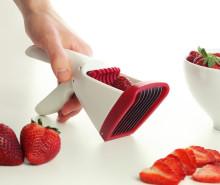 Slik får du perfekte jordbærskiver!