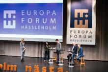 Europaforum Hässleholm 2020 blir digitalt