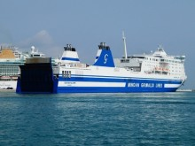 Change of ship to Finnlines' service