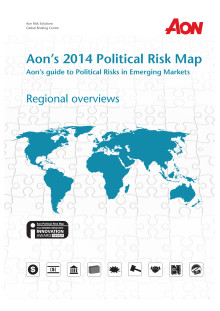 Aon's 2014 Political Risk Map - Regional overviews