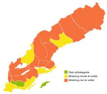 Stora regionala skillnader i nyföretagandet
