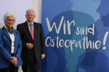 """""""Osteopathie ist fester Bestandteil der medizinischen Versorgung"""" / 25 Jahre Verband der Osteopathen Deutschland (VOD) e.V.: Größter Berufsverband feiert Jubiläum"""