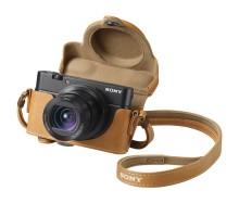 Les appareils photo  Sony RX100 IV et RX10 II apportent l'expertise photographique et vidéographique professionnelle  à la série Cyber-shot RX