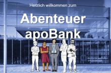 """Deutscher Personalwirtschaftspreis für das Berufsorientierungsspiel """"Abenteuer apoBank"""""""