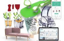 Examensutställning i Industridesign