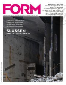 Nya numret av Form: Följ med till Milano!