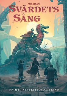 Över 2 miljoner kr på Kickstarter för det svenska rollspelet Svärdets sång