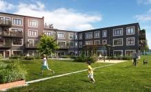 Pressinbjudan: Första spadtag med kunglig glans för 118 bostäder vid Fredriksskans