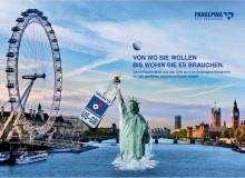 America first... in der USA Lounge von Panalpina - Transport Logistic Messe München