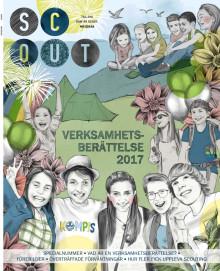 Scouternas verksamhetsberättelse 2017