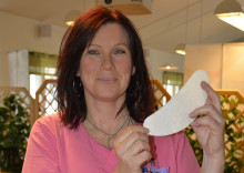 Undersköterska lanserar egen produkt i Uddevalla och Europa