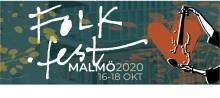 FOLKFEST Malmö 16-18 okt – folkmusikfestival i city