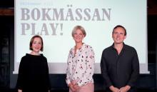 Bokmässan 2020 blir en fullspäckad bokfest i digitalt format