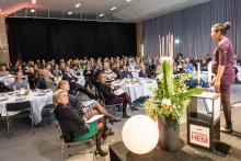 Nolia Ledarskap i Umeå öppnade med skratt och smärtsamma sanningar