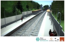 Designs unveiled for three new rail stations in Birmingham