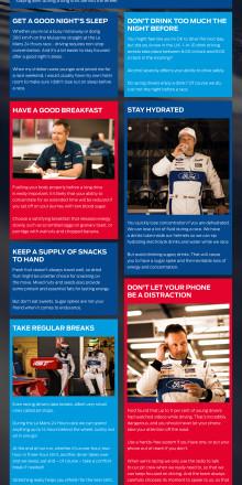 Ford Performance giver gode tips til turen bag rattet