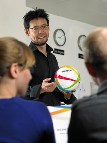 TAKUYA TAK' KAWAGOI à la tête du Design Center Europe (DCE) à Londres